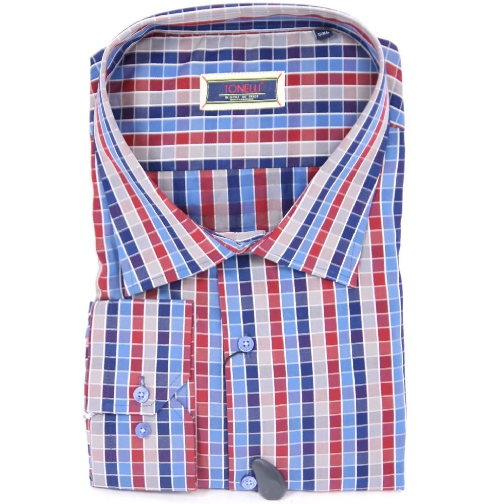 Košile TONELLI dlouhý rukáv   Košile volný čas  447a2daecf