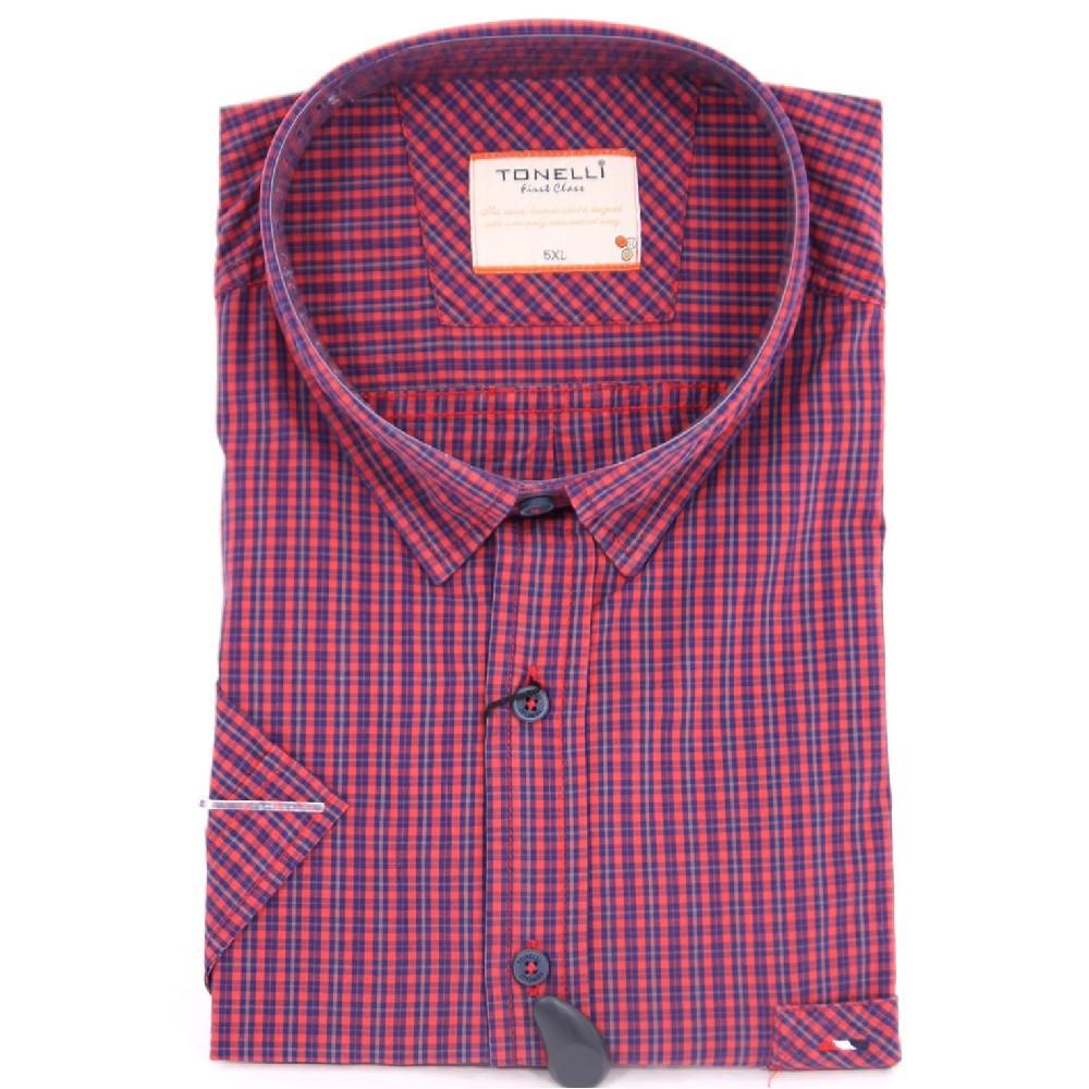 Košile TONELLI krátký rukáv   Košile volný čas  a90d662c40